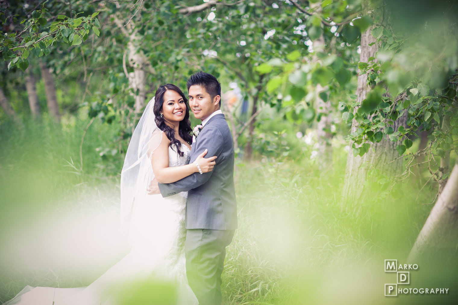 green wedding photographers